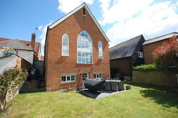 4 Bedrooms Detached House for sale in 49d High Street, Whitchurch, Buckinghamshire