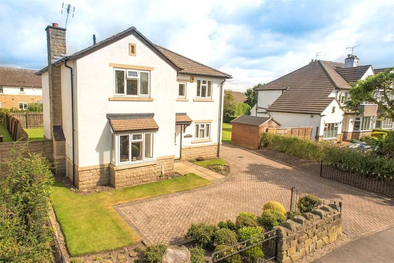4 Bedrooms Detached House for sale in Alwoodley Lane, Leeds, West Yorkshire, LS17