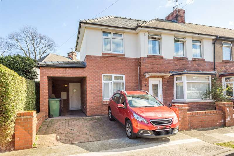 5 Bedrooms End Of Terrace House for sale in Glen Avenue, York, North Yorkshire, YO31
