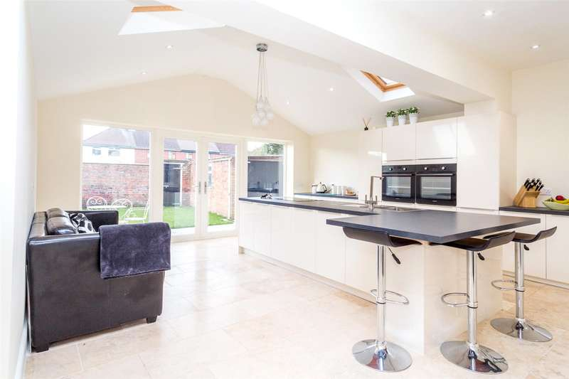 4 Bedrooms End Of Terrace House for sale in Wigginton Road, York, YO31