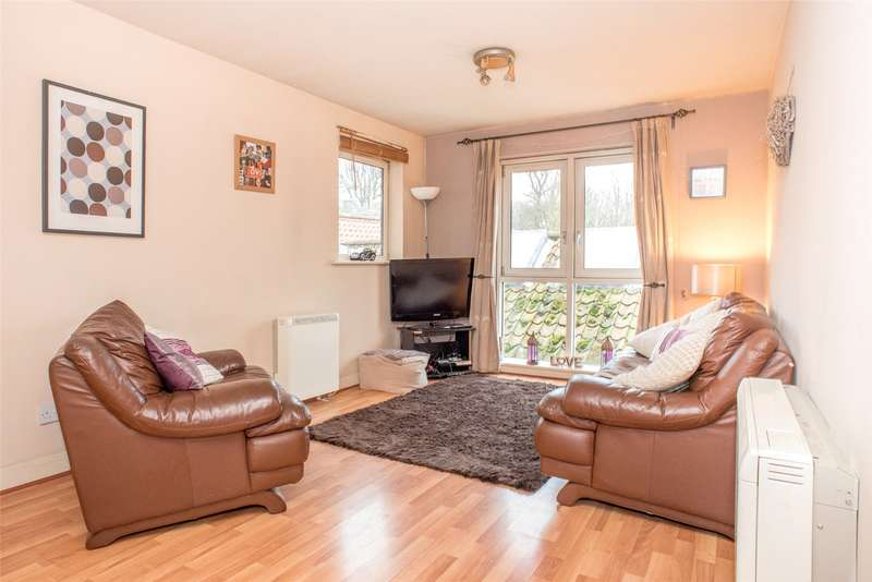 1 Bedroom House for sale in Old Priory Court, Nunnery Lane, York, YO23