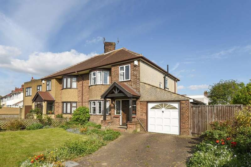 4 Bedrooms Semi Detached House for sale in Brampton Road Bexleyheath DA7
