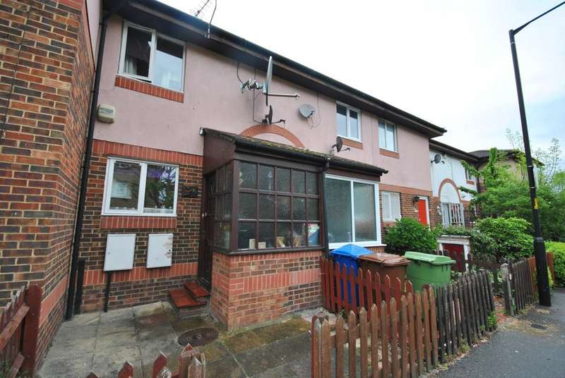 2 Bedrooms Terraced House for sale in Chaucer Drive London SE1