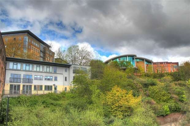 1 Bedroom Flat for sale in Mill House, Newcastle Upon Tyne, Tyne and Wear, UK