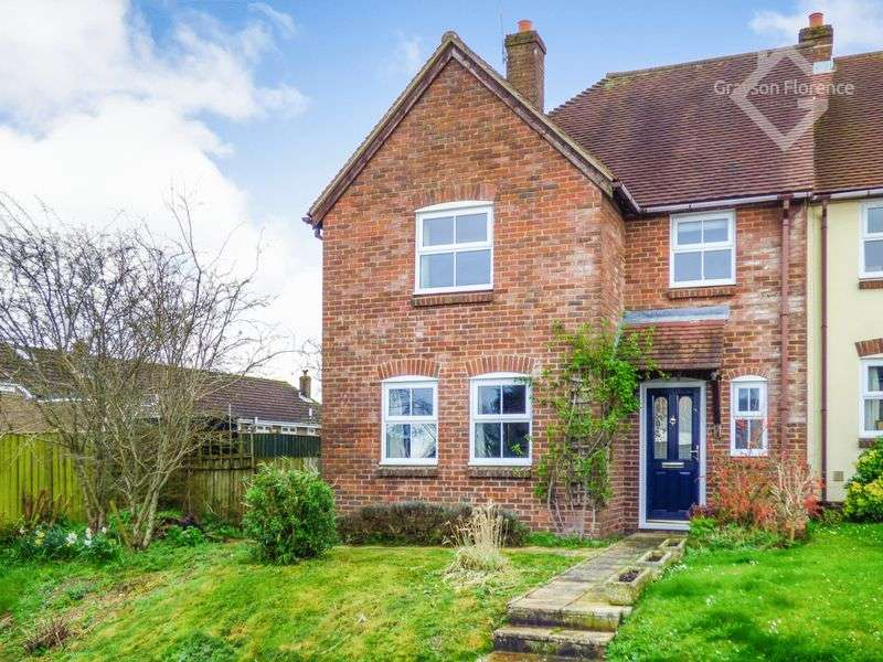 3 Bedrooms Terraced House for sale in Olivers Hill, Cherhill
