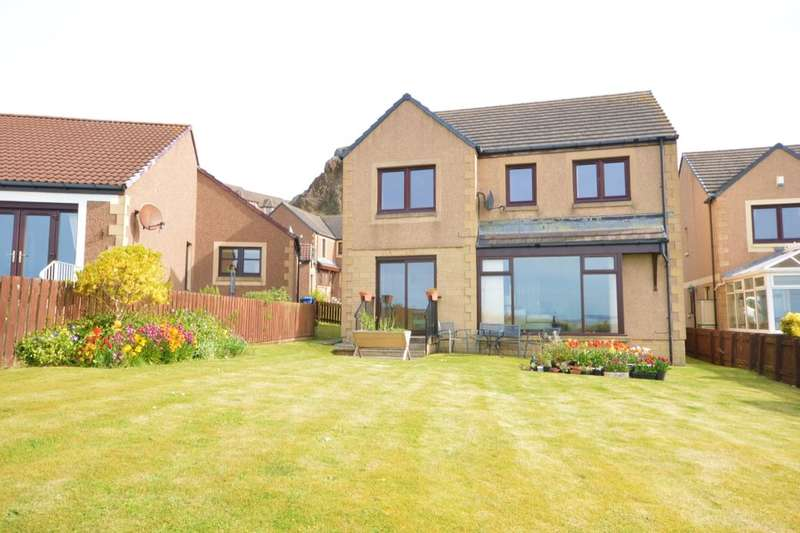 4 Bedrooms Detached House for sale in Pettycur Bay, Kinghorn, Burntisland, KY3