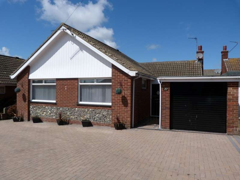 2 Bedrooms Detached Bungalow for sale in Vicarage Street, St. Peters