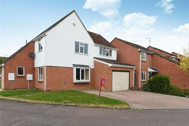 4 Bedrooms Detached House for sale in Eagle Close, WOKINGHAM, Berkshire