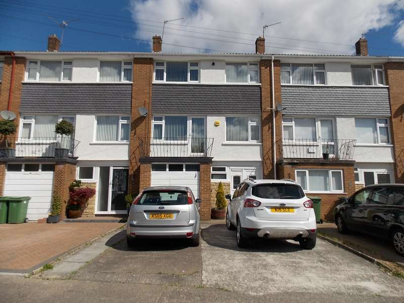 3 Bedrooms Town House for sale in Llanover Road, Michaelston, Cardiff. CF5