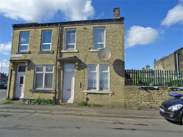 3 Bedrooms Semi Detached House for sale in Mortimer Street, Bradford, West Yorkshire