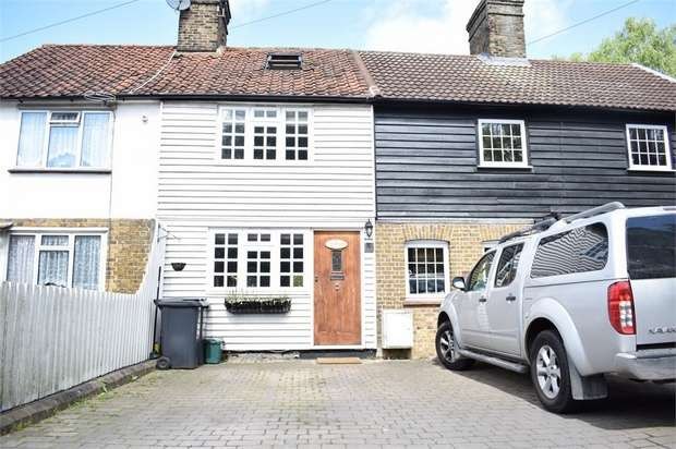3 Bedrooms Terraced House for sale in High Street, Harlow, Essex