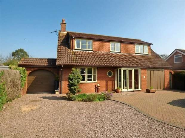 4 Bedrooms Detached House for sale in Bethlem Crescent, Wainfleet St Mary, Skegness, Lincolnshire