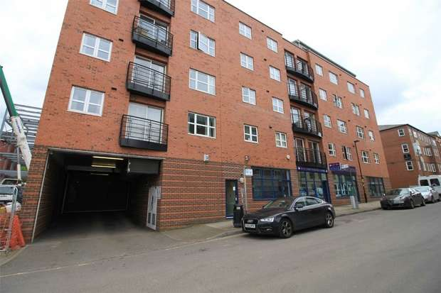 2 Bedrooms Commercial Property for sale in Live/Work unit, Qube, BIRMINGHAM, West Midlands