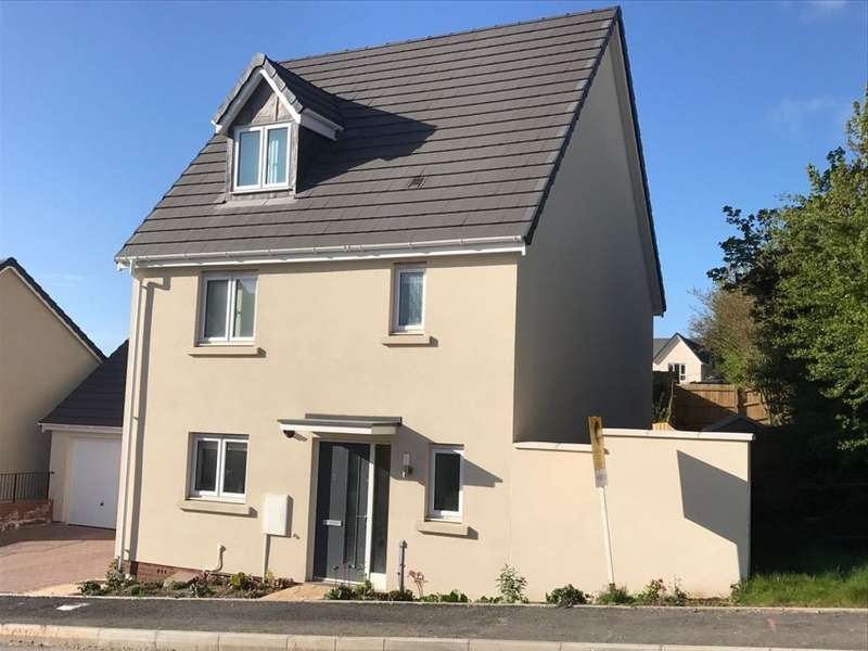 4 Bedrooms Detached House for sale in Chariot Drive, Kingsteignton