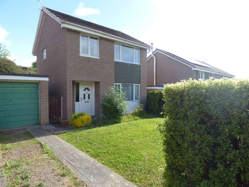3 Bedrooms Detached House for sale in Woodleigh Road, Newton Abbot