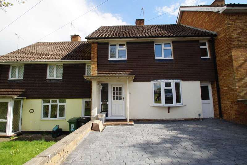 3 Bedrooms Terraced House for sale in Spring Lane, Hemel Hempstead