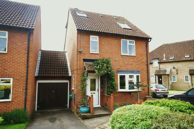 3 Bedrooms Detached House for sale in Sharpthorpe Close, Lower Earley, Reading,