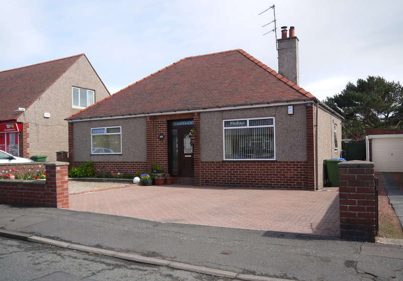 4 Bedrooms Detached Bungalow for sale in Adamton Road North, Prestwick, KA9