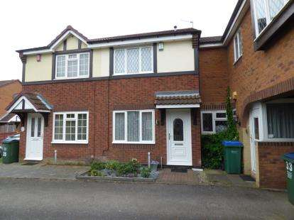2 Bedrooms Terraced House for sale in Sorrel Drive, Walsall, West Midlands