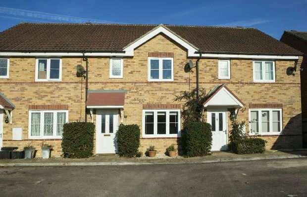 3 Bedrooms Terraced House for sale in Deardon Way Shinfield Reading