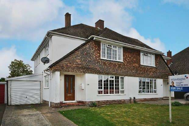 3 Bedrooms Semi Detached House for sale in Chelwood Road, Earley, Reading