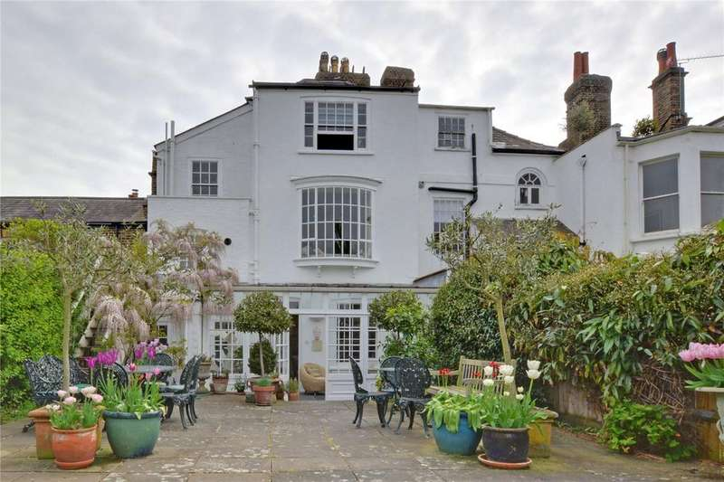 4 Bedrooms Terraced House for sale in Dartmouth Row, Greenwich, London, SE10