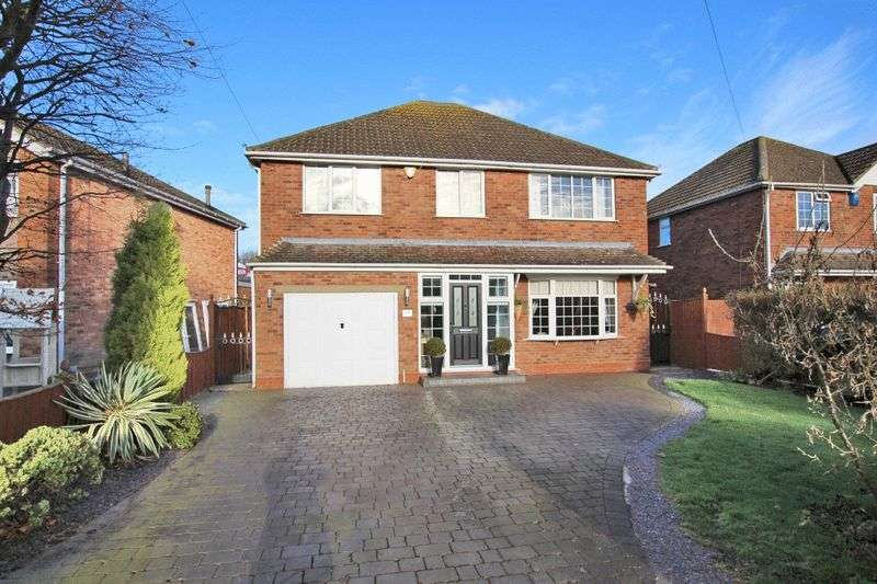 5 Bedrooms Detached House for sale in BOLINGBROKE ROAD, CLEETHORPES, DN35 0HF