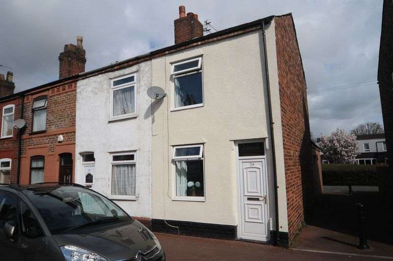 2 Bedrooms House for sale in Clifton Street, Warrington