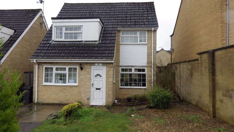 3 Bedrooms Detached House for sale in Thessaly Road, Cirencester