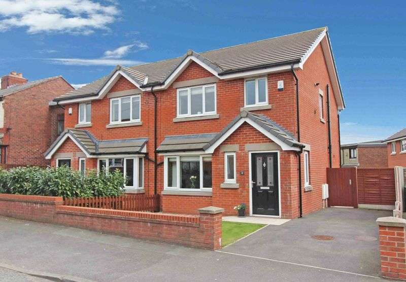 3 Bedrooms Semi Detached House for sale in Spring Road, Orrell, Wigan