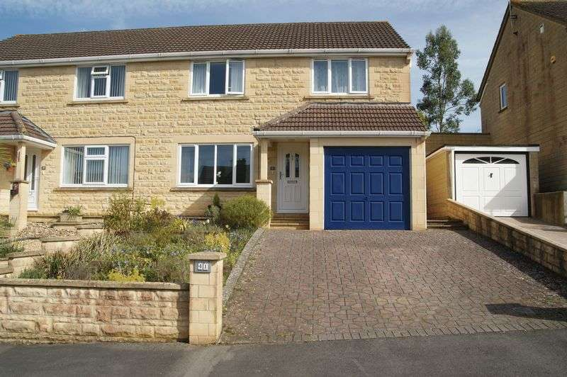 3 Bedrooms Semi Detached House for sale in Napier Road, Bath