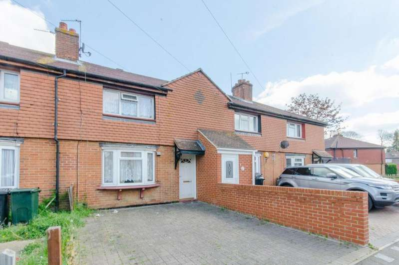 3 Bedrooms Terraced House for sale in Camp Way, Maidstone, Kent