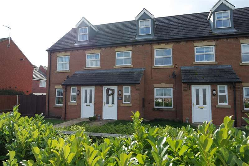 3 Bedrooms Property for sale in Avocet Place, Warsop Vale, Mansfield