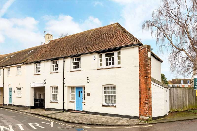 4 Bedrooms House for sale in East Pallant, Chichester, West Sussex, PO19