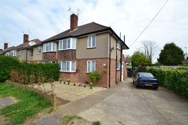 2 Bedrooms Maisonette Flat for sale in Victoria Road, Horley