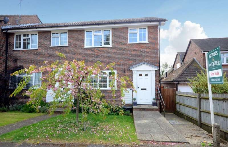 3 Bedrooms End Of Terrace House for sale in Milford