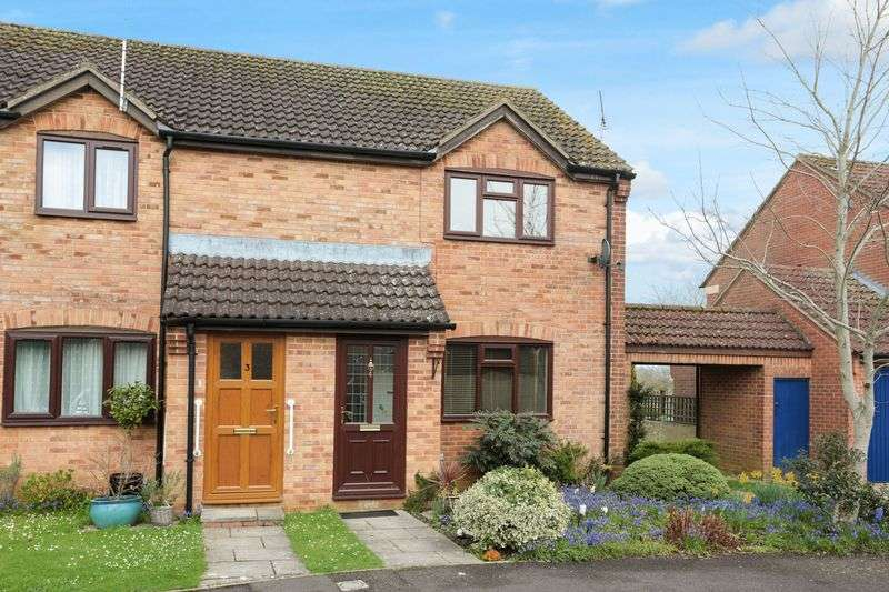 3 Bedrooms Terraced House for sale in Cooks Close, Melksham