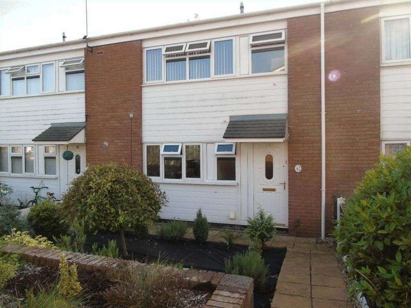 3 Bedrooms Terraced House for sale in Castlewell, Prescot