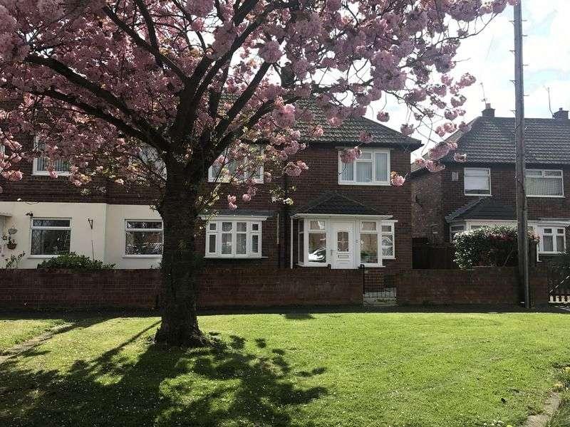 3 Bedrooms Semi Detached House for sale in Avon Road, Hebburn
