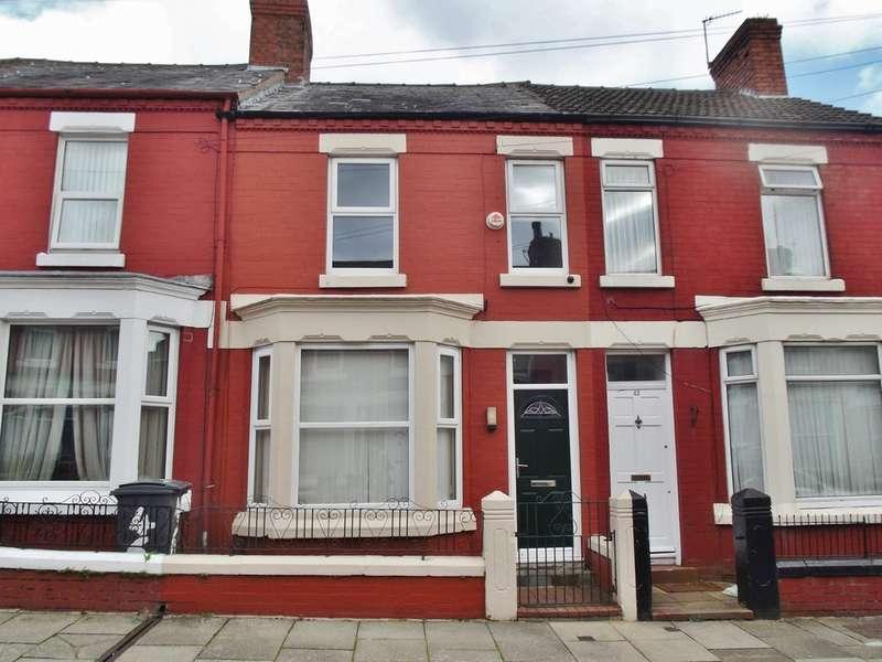 3 Bedrooms Terraced House for sale in Park Road, Birkenhead