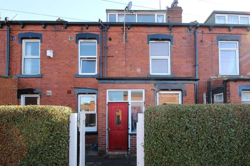2 Bedrooms Terraced House for sale in Roseneath place, Wortley, Leeds, West Yorkshire, LS12