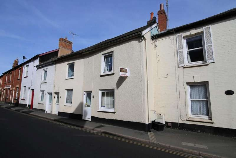 2 Bedrooms House for sale in Bampton Street, Tiverton
