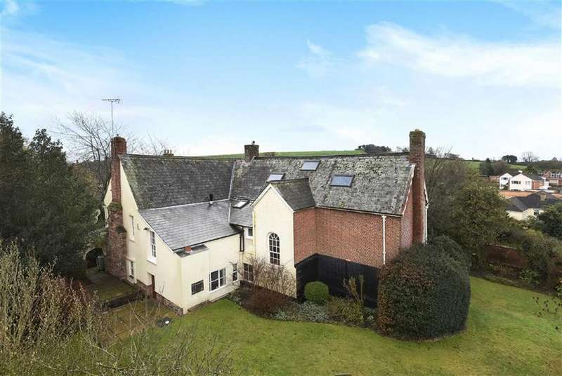 6 Bedrooms Detached House for sale in Silver Street, Thorverton, Exeter, Devon, EX5