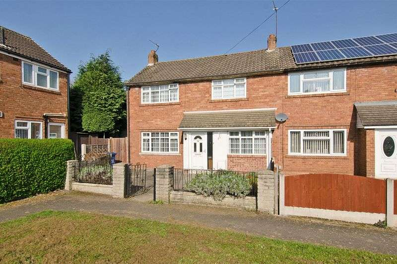 3 Bedrooms House for sale in The Garth, Lichfield