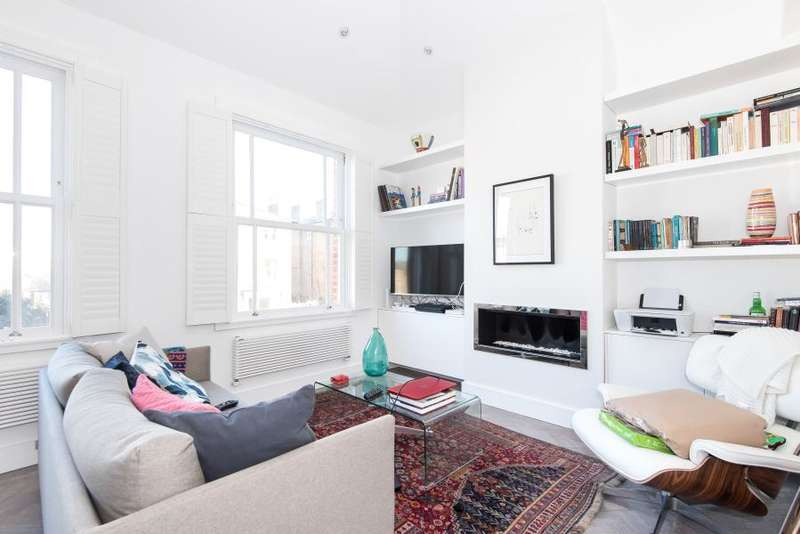 3 Bedrooms Flat for sale in Church Road, Richmond Hill