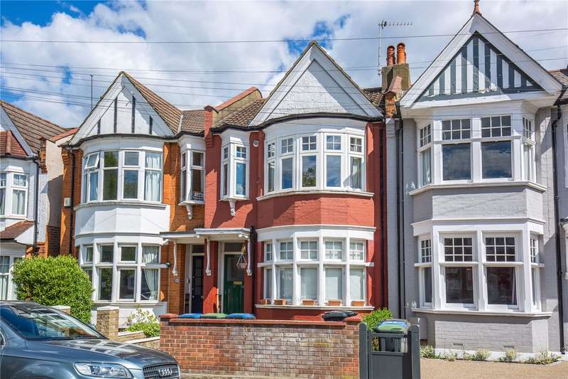 2 Bedrooms Apartment Flat for sale in New River Crescent, Palmers Green, N13