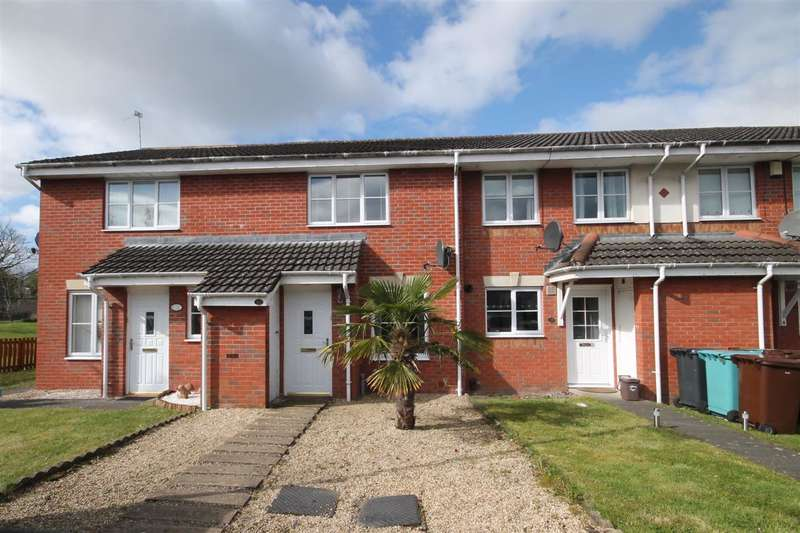 3 Bedrooms Terraced House for sale in Cherry Avenue, Abronhill, Cumbernauld
