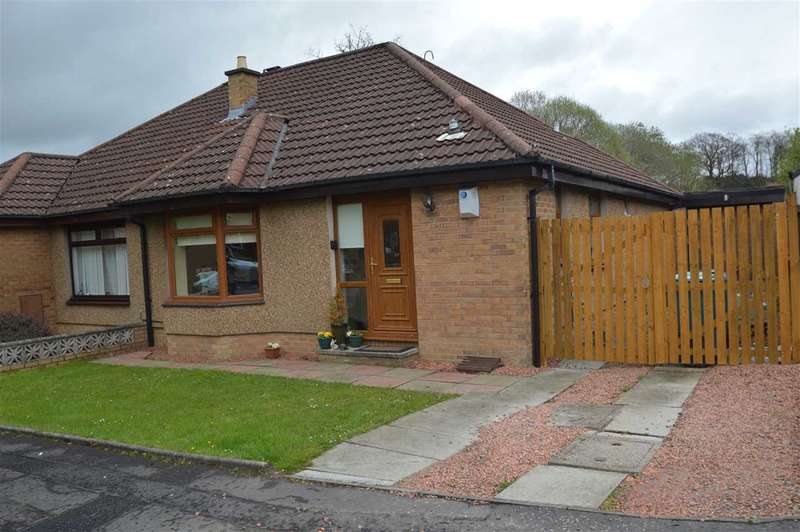 2 Bedrooms Bungalow for sale in Forres Quadrant, Wishaw