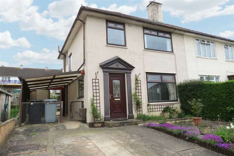 3 Bedrooms Semi Detached House for sale in Wordsworth Close, Grantham