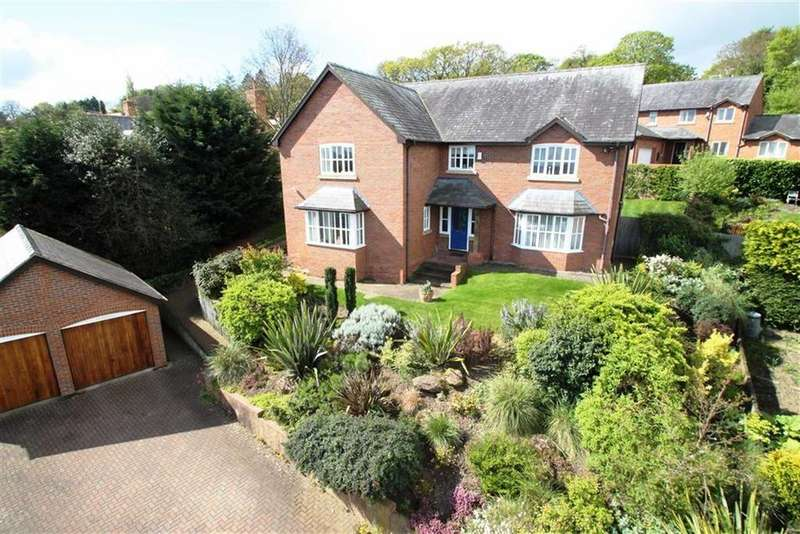 5 Bedrooms Detached House for sale in Marford Heights, Marford